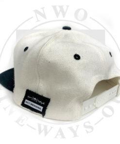 hat back black