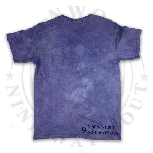 traveler purple back scaled