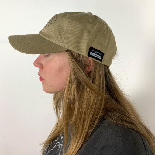 hat modeled 2 scaled